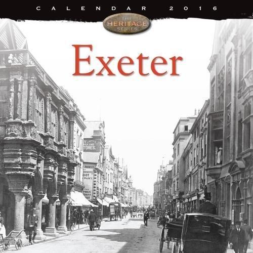 9781783616473: Exeter wall calendar 2016 (Art calendar)