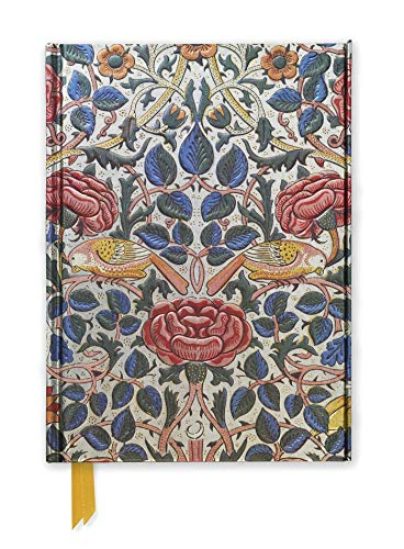 9781783616589: William Morris: Rose (Foiled Journal) (Flame Tree Notebooks)