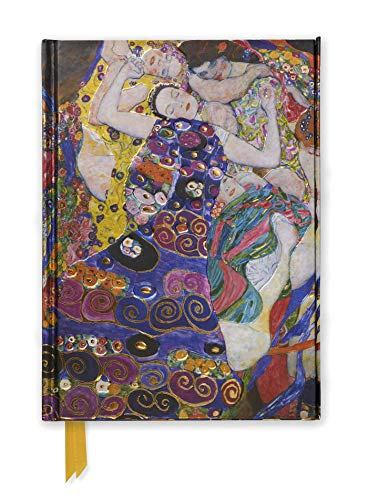 The Virgin by Klimt (Foiled Journal) (Flame Tree Notebooks)