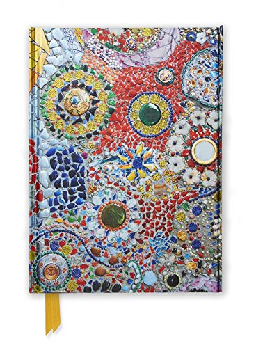 9781783616626: Gaudi (inspired by): Mosaic (Foiled Journal)] (Flame Tree Notebooks)