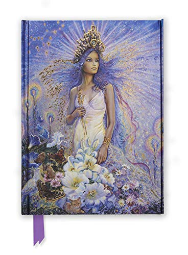 9781783616688: Virgo by Josephine Wall Foiled Journal