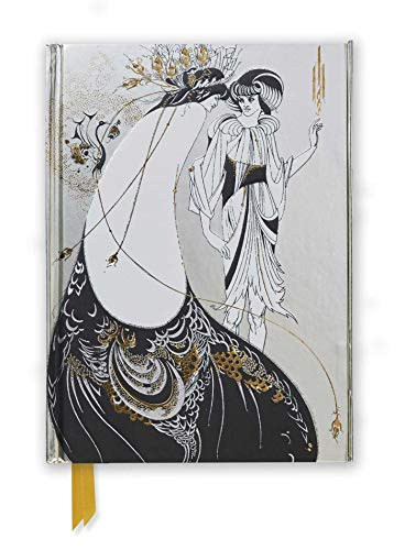9781783616695: Aubrey Beardsley: The Peacock Skirt (Foiled Journal) (Flame Tree Notebooks)