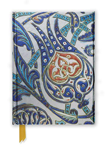 Iznik tile (Foiled Journal) (Flame Tree Notebooks)