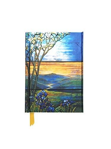 9781783616770: Tiffany Leaded Landscape with Magnolia Tree (Foiled Pocket Journal) (Flame Tree Pocket Books)