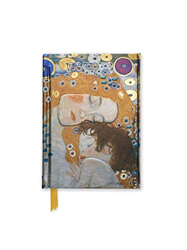 Klimt's Three Ages of Woman (Foiled Pocket Journal) (Flame Tree Pocket Books)