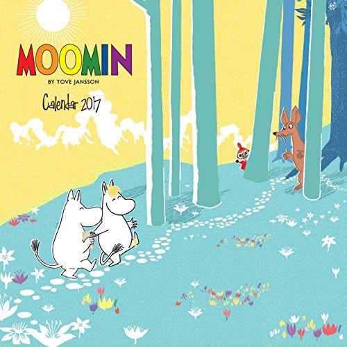 Moomin wall calendar 2017 (Art calendar)