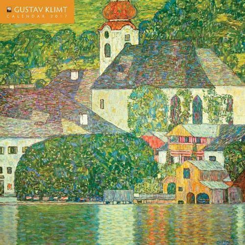 9781783618668: Gustav Klimt mini wall calendar 2017 (Art calendar)