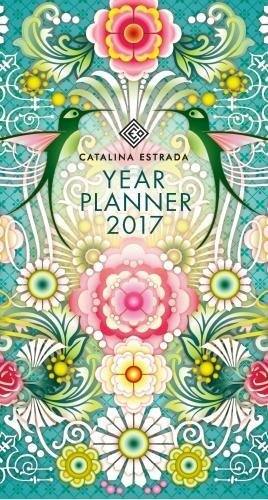9781783618873: Catalina Estrada Year Planner 2017