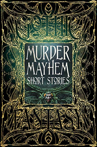 Murder Mayhem Short Stories (Hardcover): Christopher Semtner