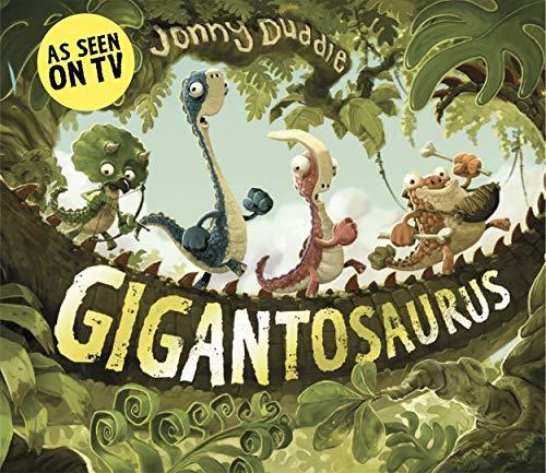 9781783700516: Gigantosaurus (Jonny Duddle)