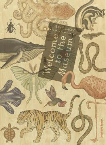 9781783701292: Welcome to the Museum: Animalium Collector's Edition