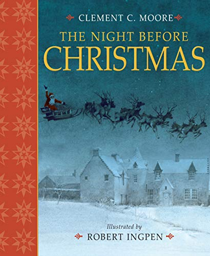 9781783701834: The Night Before Christmas (Templar Classics: Ingpen)