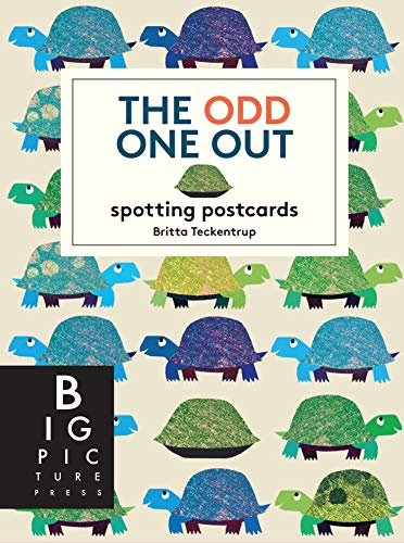 9781783701902: The Odd One Out (Britta Teckentrup)