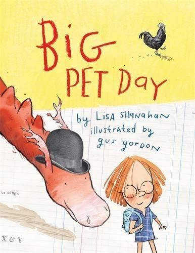 Big Pet Day: Lisa Shanahan
