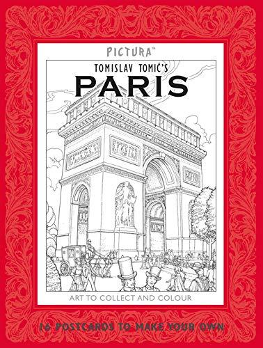 Pictura Postcards: Paris: Tomislav Tomic