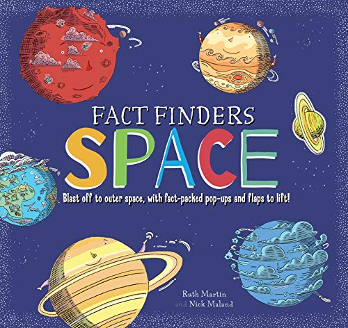 Fact Finders: Space: Martin, Ruth