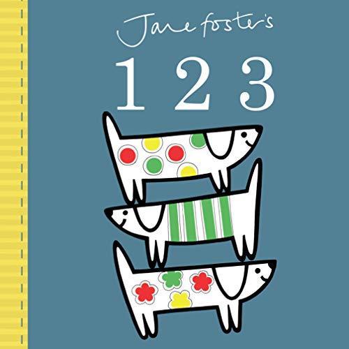 Jane Foster s 123 (Hardback): Jane Foster