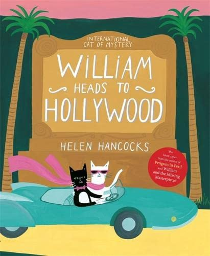 William Heads to Hollywood: Helen Hancocks