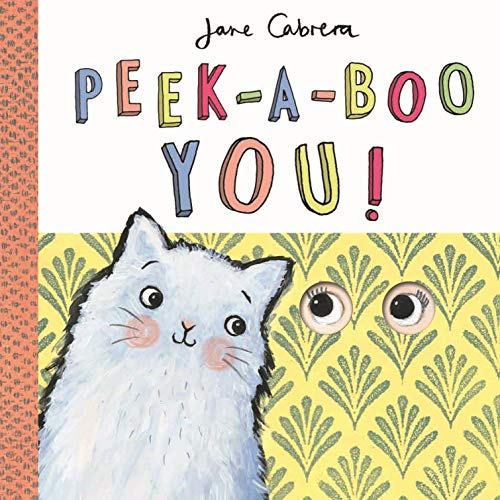 9781783704033: Jane Cabrera - Peek-a-boo You!