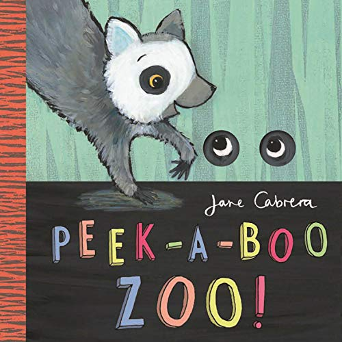9781783704149: Jane Cabrera - Peek-a-boo Zoo!