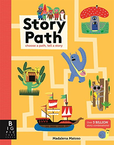 Story Path (Hardback): Kate Baker