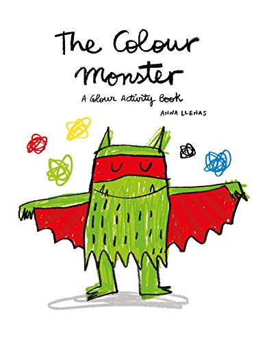 9781783704590: The Colour Monster - Activity Book
