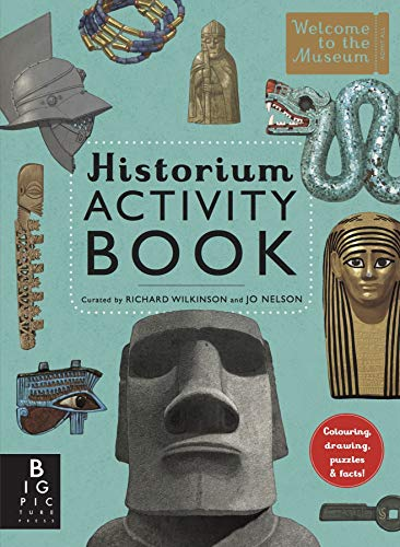 9781783705429: Historium Activity Book (Welcome To The Museum)