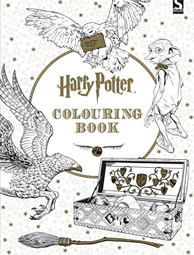 9781783705481: Harry Potter Colouring Book (ANGLAIS)