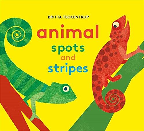9781783707669: Animal Spots and Stripes (Britta Teckentrup)