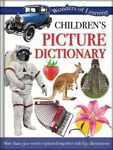 9781783730018: Wonders of Learning: Children's Picture Dictionary