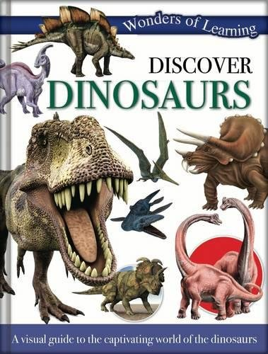 9781783730032: Wonders of Learning - Discover Dinosaurs