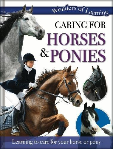 9781783730087: Wonders of Learning: Caring for Horses and Ponies