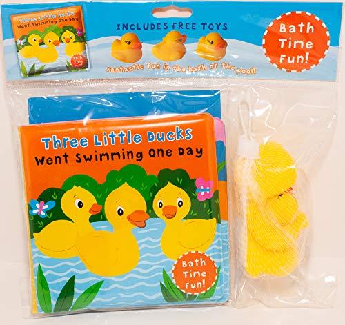Three Little Ducks Went Swimming One Day
