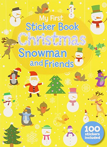 9781783731510: My First Christmas - Snowman and Friends