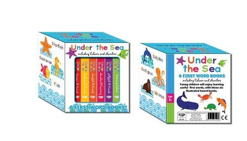 9781783731985: Look and Learn Boxed Book Set - Under the Sea