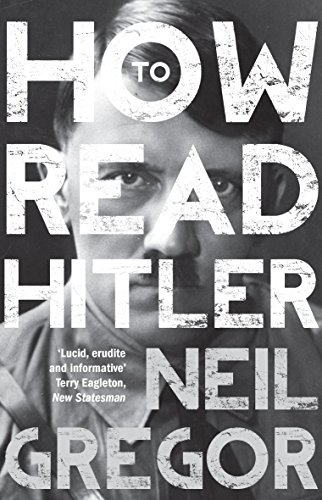 9781783780280: How to Read Hitler