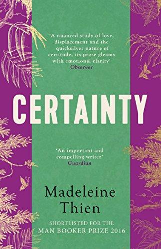 9781783783731: Certainty