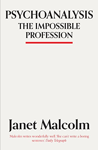 9781783784530: Psychoanalysis: The Impossible Profession