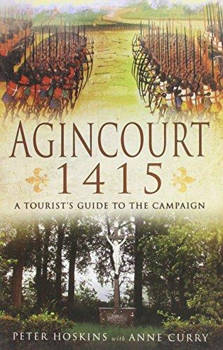 9781783831579: Agincourt 1415: A Tourist's Guide to the Campaign