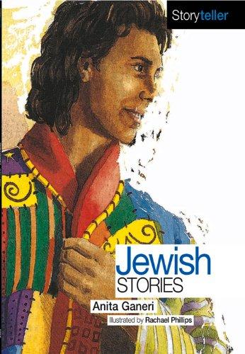 Jewish Stories: Anita Ganeri (author),