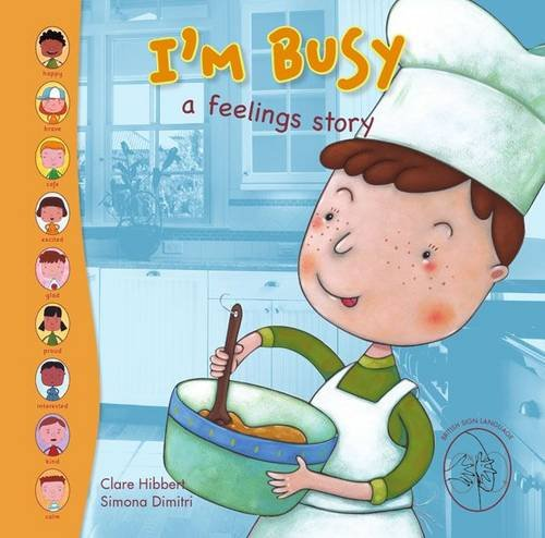 I'm Busy (Feelings): Clare Hibbert