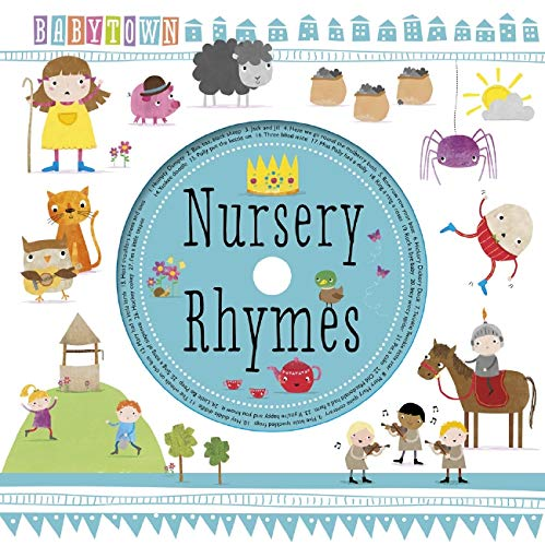 9781783931217: Baby Town: Nursery Rhymes (with CD)