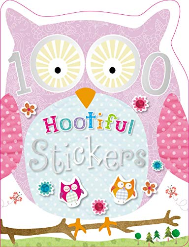9781783931408: 1000 Hootiful Stickers