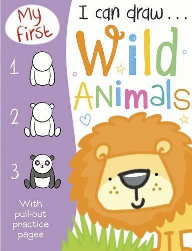 I Can Draw Wild Animals: Vince, Sarah; Lynch, Stuart