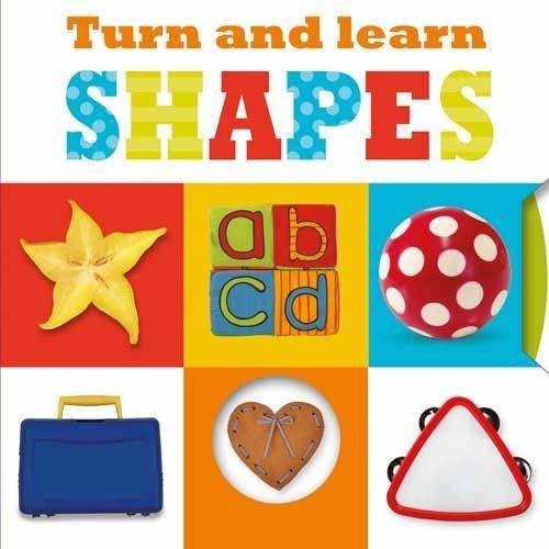 Turn and Learn Shapes (Learning Range): Make Believe Ideas