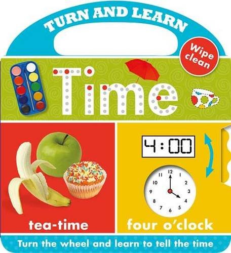 Turn and Learn Time (Learning Range): Make Believe Ideas