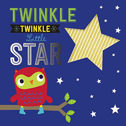 Twinkle Twinkle Little Star (Touch and Feel: Dawn Machell