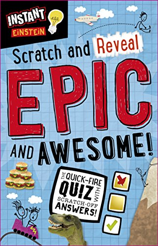 9781783935192: Epic and Awesome: Instant Einstein (Scratch and