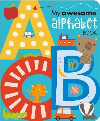 My Awesome Alphabet Book: Make Believe Ideas