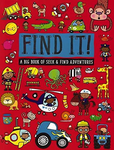 Find it!: Make Believe Ideas